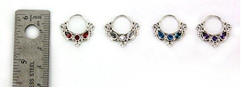 Elementals Organics 18g Septum or Earring Jewelry
