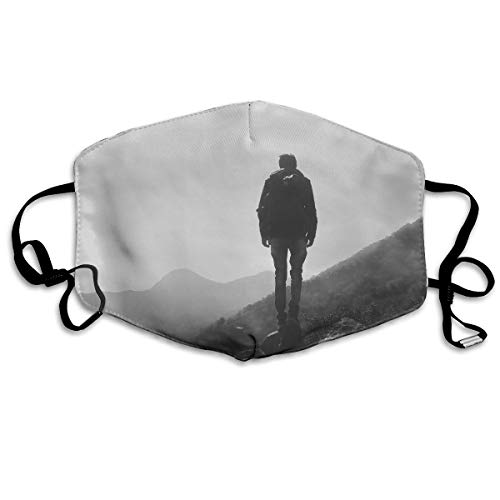 Sam-Uncle Anti Dust Face Mouth Cover Mask Rock Climbing On Mountains Anti Pollution Breath Healthy Mask