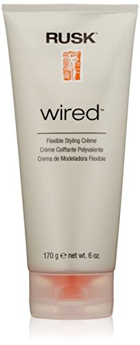 RUSK Designer Collection Wired Flexible Styling Crème, 6 fl. oz.