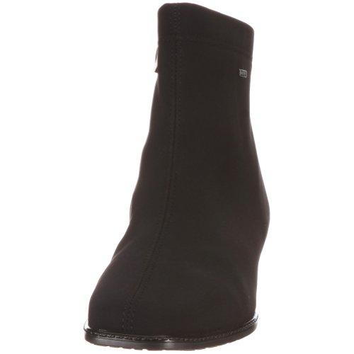 ara Graz-Stiefel 41852-01 - Botas de tela para mujer Negro