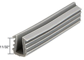 crl-glazing-vinyl-11-32-channel-depth-9-32-metal-opening-for-3-16-glass-100-ft-roll