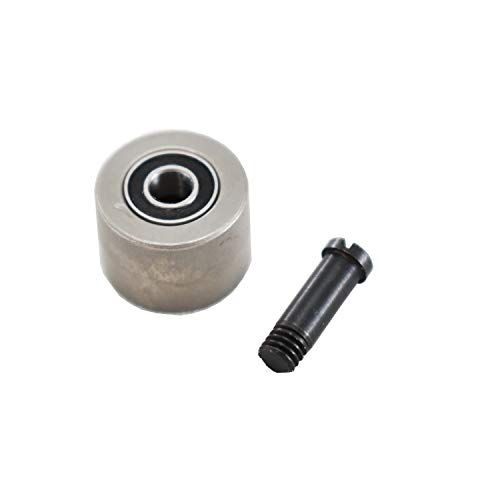 (Astro Pneumatic Tool 3037PAS - 3037 Belt Sander Pulley Assembly Replacement - Steel)