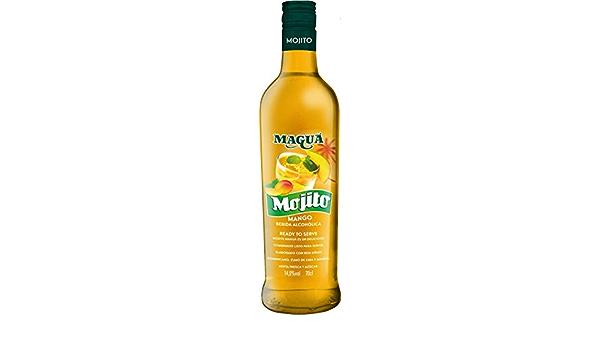 Maguá Mojito mango - 6 botellas x 700 ml - Total: 4200 ml ...