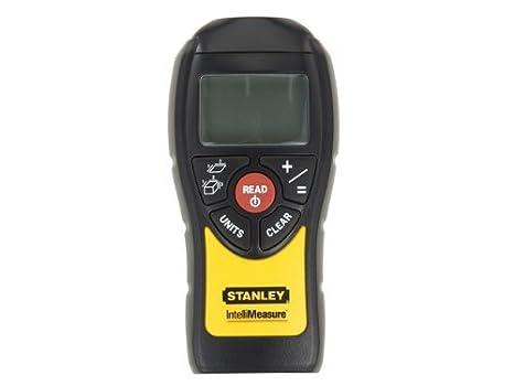 Stanley 0-77-018 - Medidor Ultrasonidos IntelliMeasureTM: Amazon.es: Bricolaje y herramientas