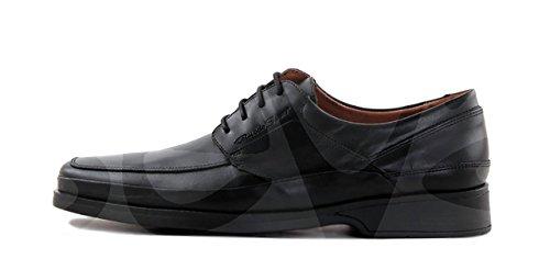 Caballero 235 Negro Zapato Sport Comodos Piel ZCpq8a6x1w