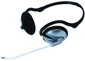 Micro Innovations MM745H Voicemaster Foldable Headset ()