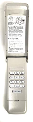 Keyless Entry Model - Sears Craftman Keyless Entry Keypad model 41A6147-10