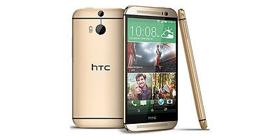 Htc One M8 32Gb Unlocked Gsm 4G Lte Android Smartphone   Amber Gold