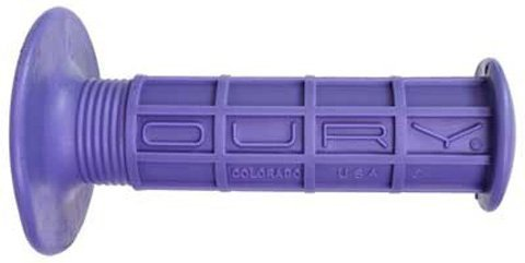 OURY STD GRIP/PURPLE/LOW FLANGE, Manufacturer: OURY, Manufacturer Part Number: STDATV/PURPLE-AD, Stock Photo - Actual parts may vary.