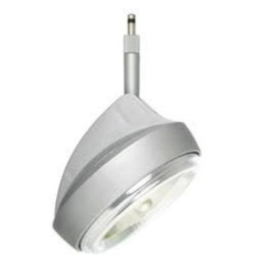 Alfa Lighting SP283-NKL Big Spot Quick Jack Directional Low Voltage MR16 Lamp Holder, (Alfa Track Lighting)