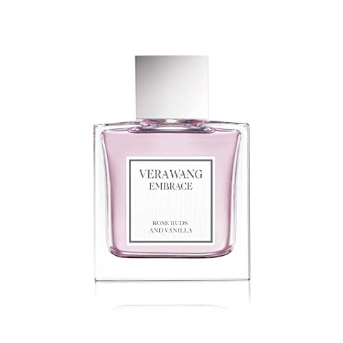 Vanilla Womens Discount Fragrance - Vera Wang Embrace Eau de Toilette Spray for Women, Rose Buds and Vanilla, Great Mother's Day Gift, 1 Fluid Ounce