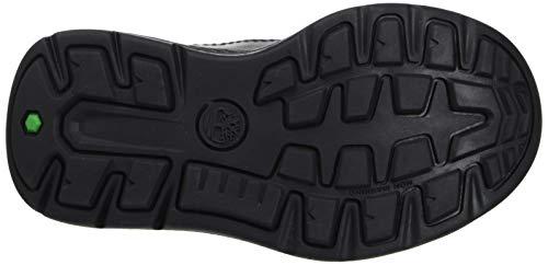 De Mixte Hiker Chaussures Nubuck Noir Enfant Leather black Randonnée Basses P01 Flyroam Timberland qnZB0wTIw