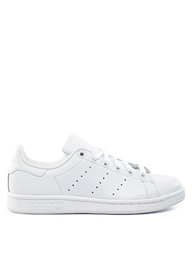 Adidas Mens Stan Smith White Leather Trainers 8 US by adidas