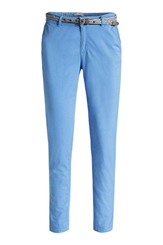 Esprit Mit Gürtel, Cinturón Mujer Azul (BLUE 430)