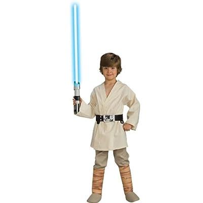 Star Wars Luke Skywalker Deluxe Child Costume by Rubies Costumes