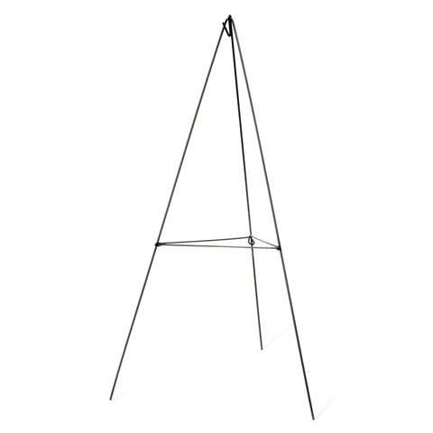 (Metal Wire Easel-Green-18 inch )