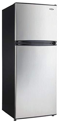 Danby DFF100C1BSLDB Refrigerator, 10.0 cu.ft, Stainless Steel
