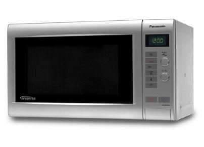 Panasonic NNGD 566 MEPG - Microondas: Amazon.es