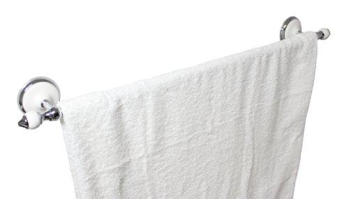 Modona 24 Quot Towel Bar White Porcelain Amp Chrome Arora