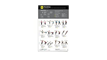 Amazon trx training all body flexibility poster 12 easy trx training all body flexibility poster 12 easy total body stretches clearly fandeluxe Image collections