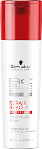 Schwarzkopf Bonacure Repair Shampoo - BC Bonacure REPAIR RESCUE Conditioner, 6.76-Ounce
