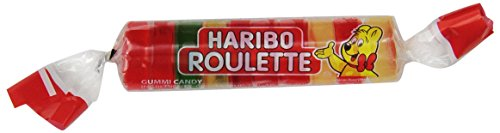 Haribo Roulettes, 7/8 oz. Rolls, 36-Count Box