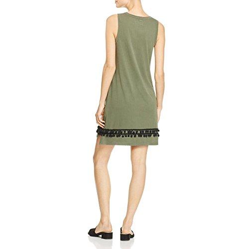 Dress Elliott Green Pom Juniors 1 Tank Sheath Womens Pom Current Hem 8wfp1p