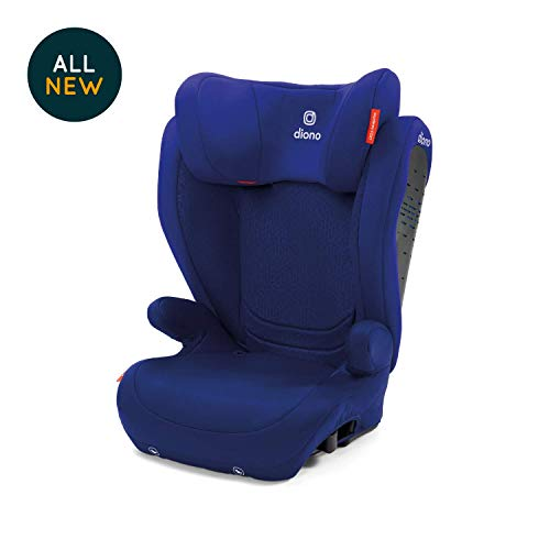 Diono Monterey 4 DXT Latch Booster Seat, Blue