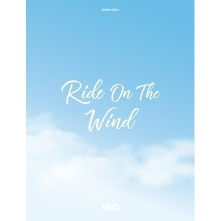 KARD [RIDE ON THE WIND] 3rd Mini Album CD+POSTER+PhotoBook+Photocard+Tracking Number K-POP SEALED