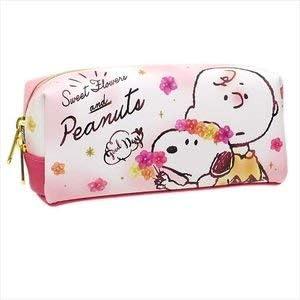 BLY Peanuts Snoopy 06433 - Estuche para bolígrafos, diseño de Flores, Color Rosa: Amazon.es: Hogar