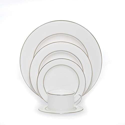 Kate Spade New York Cypress Point Dinnerware 5-Piece Place Setting 5 Piece Place Setting Rim