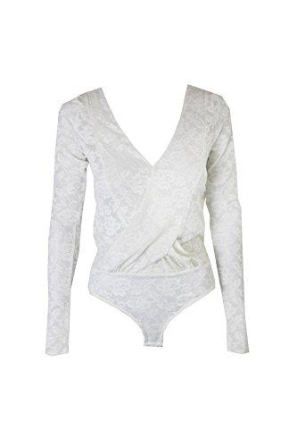 Free People Womens Sneaky Surplice - Warehouse Designer Clothing