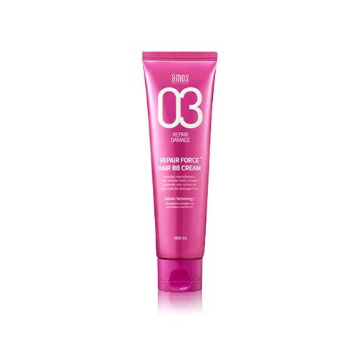 Amos Repair Force Hair BB Cream, 100ml