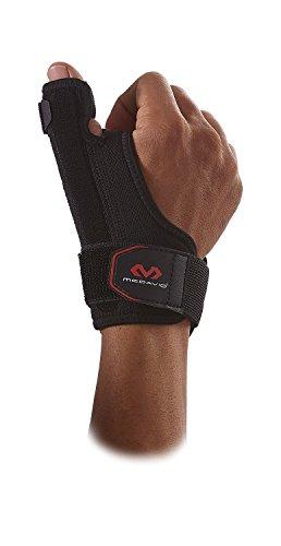 McDavid MD458 Thumb Stabilizer Black, Small/Medium