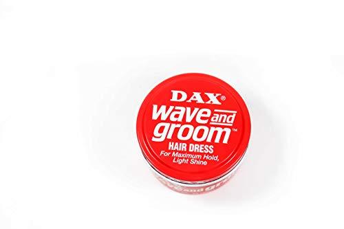 - Dax Wave & Groom Hair Dress 3.5 Ounce Jar (103ml)