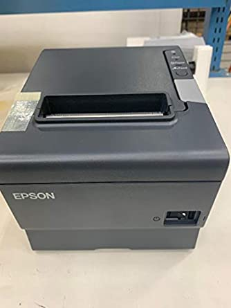 Amazon.com: Epson TM-T88V impresora térmica de recibos (USB ...