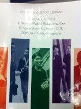 Cutlip & Center's Effective Public Relations (EMPIRE STATE COLLEGE-CDL (Course BME 213634- Public Relations))