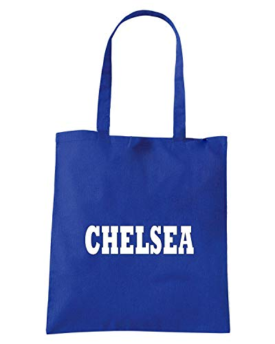 Blu CHELSEA Shopper WC0705 Royal Borsa 7aExqwInq