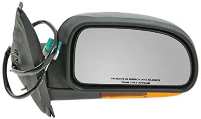 GMC Dorman 955-734 Chevrolet Oldsmobile Driver Side Powered Heated Fold Away Side View Mirror with Turn Signal Indicator