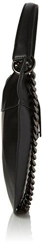 Fiorelli Dutchy - Borse a spalla Donna, Black, 5x22x31 cm (W x H L)