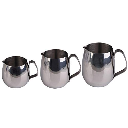 Stainless Steel Mug - 1pcs 300ml 350ml 600ml Stainless Steel Mugs Portable Drum Shape Espresso Coffee Milk Mug Frothing - Moscow Ceramic Coffee Thermos Yeti Cold Handle Stand In Tiger