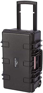 Monoprice Weatherproof Hard Camera Case with Customizable Foam - Various Sizes