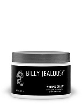 Billy Jealousy Whipped Cream, 8 fl. oz.