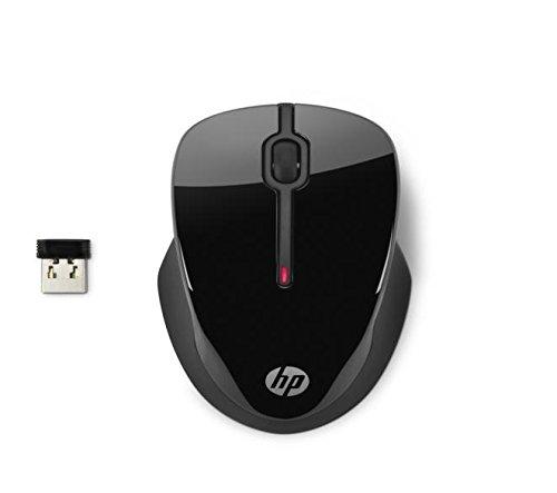 HP X3500 Wireless Mouse (Black)