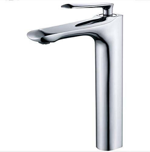 Basin Faucet Copper Household hot and Cold Above Counter Basin Faucet