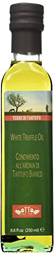 White Truffle Oil 8.4 fl oz by Terre di Tartufo