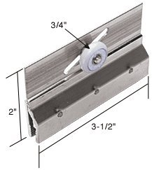Shower Roller Package Door Assembly (CRL 3/4