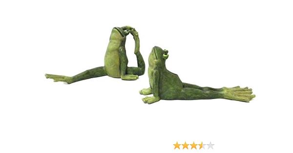 Yoga Buddies Set of 2 Celebrity Froggies