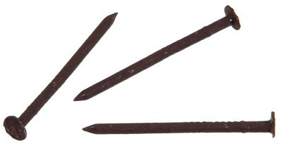 HILLMAN FASTENERS 461820 Brown Stainless Steel Nail, 6 oz/1.25 x 15''