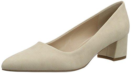 ESPRIT WoMen Laurel Pump Closed Toe Heels Beige (280 Skin Beige)